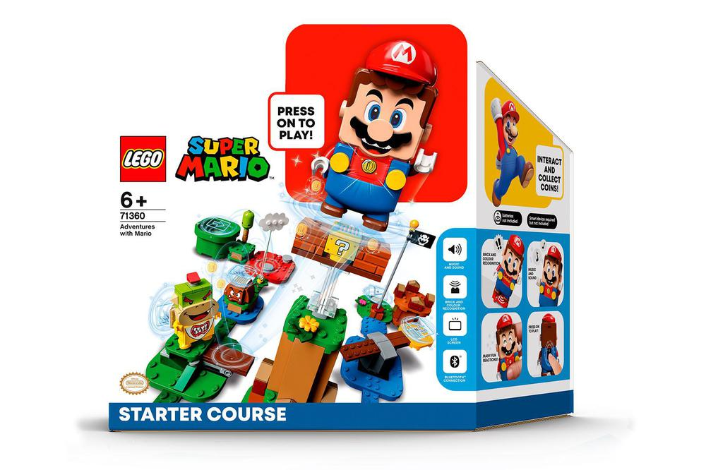 Super Mario LEGO copia